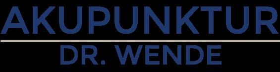 Dr. Wende Logo